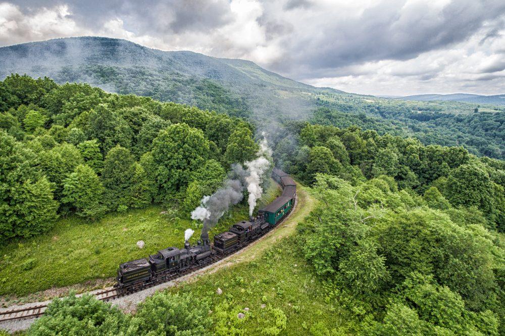 Photo of Cass Scenic Railroad: Cass, WV