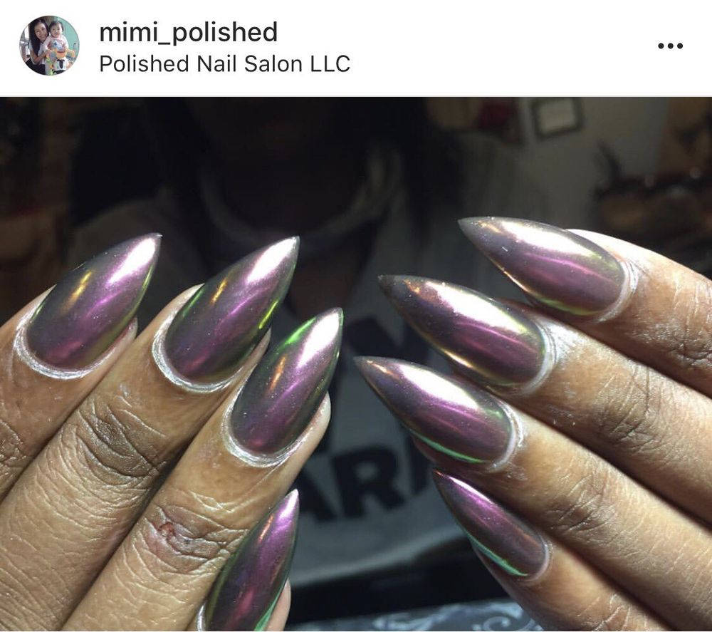 Beautiful Nails Beyond Dependence On Length