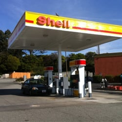 Drive Thru Car Wash Nearby >> Shell Gas Station - Gas Stations - 810 Del Rey Canyon, Monterey, CA - Yelp