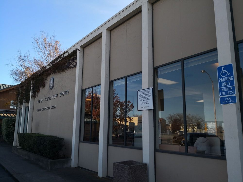 US Post Office: 221 W A St, Dixon, CA