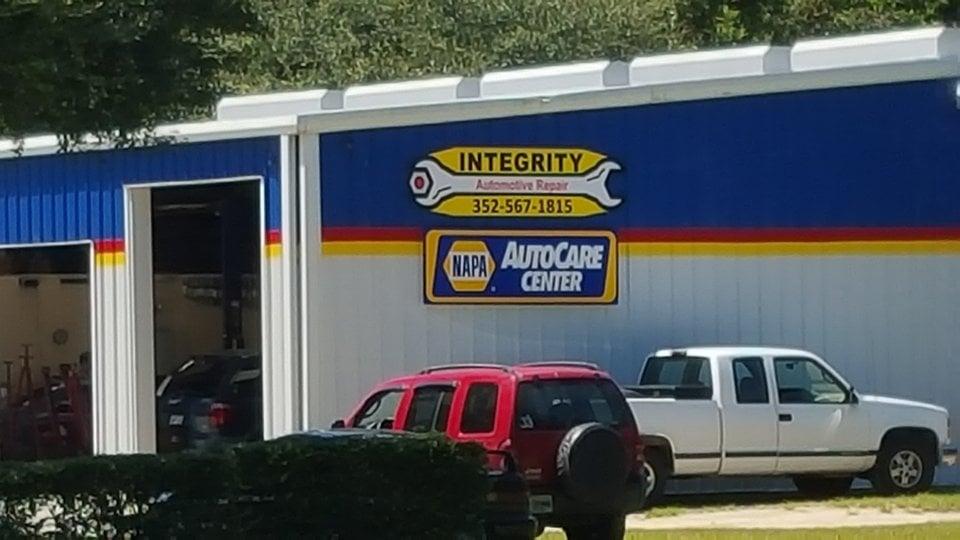 Integrity Automotive Repair: 16419 US Hwy 301, Dade City, FL