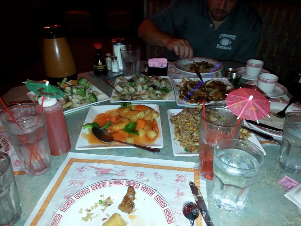 Great Food Loved The Crab Rangoon Yelp