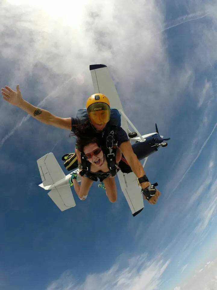 SC Skydiving: 11920 Gapway Rd, Andrews, SC