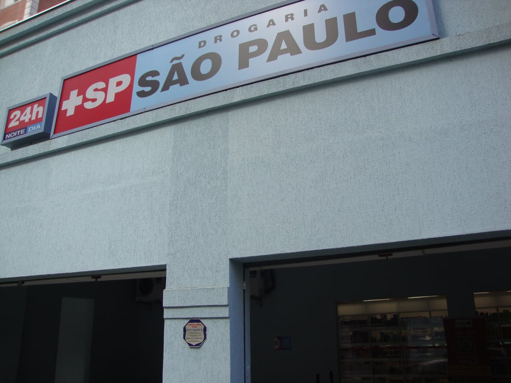 Drogaria São Paulo - Moema