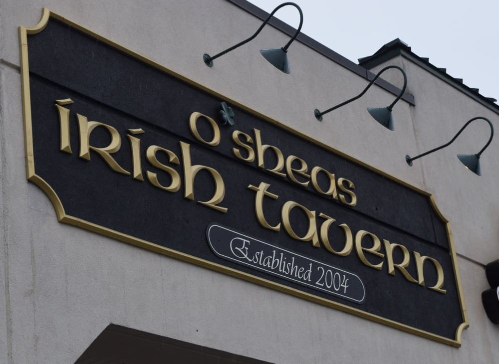 O'Shea's Irish Pub & Cigar Bar: 449 Amherst St, Nashua, NH