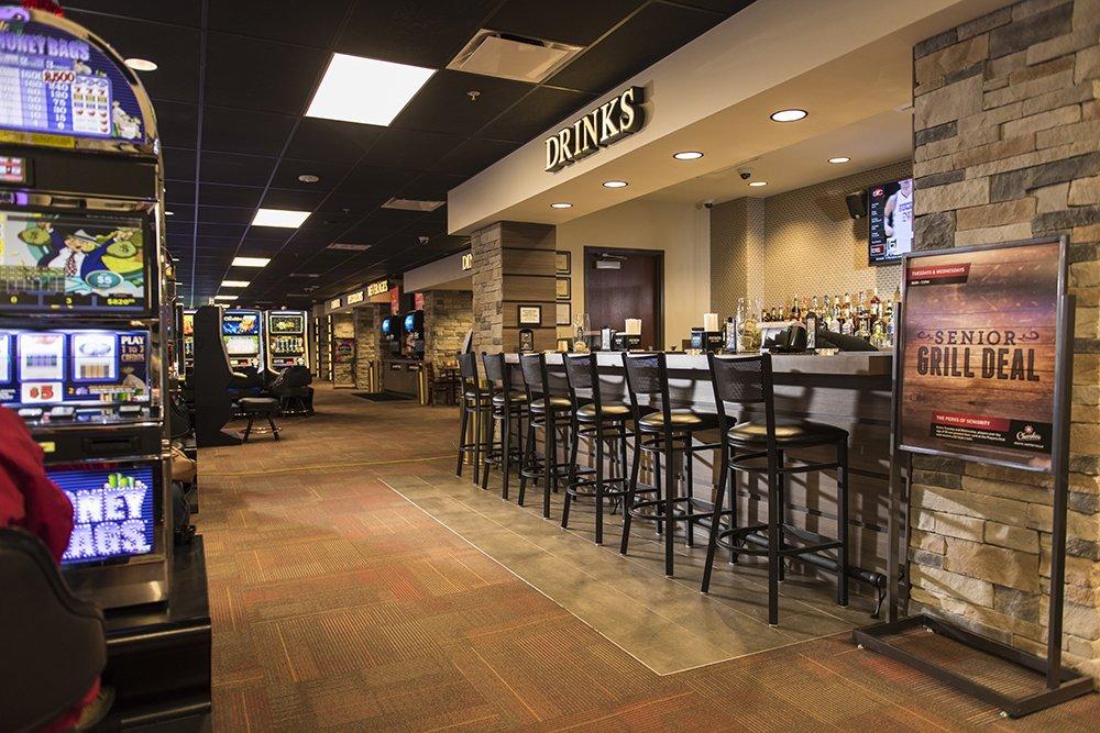Cherokee Casino South Coffeyville: 1506 N Hwy 169, South Coffeyville, OK