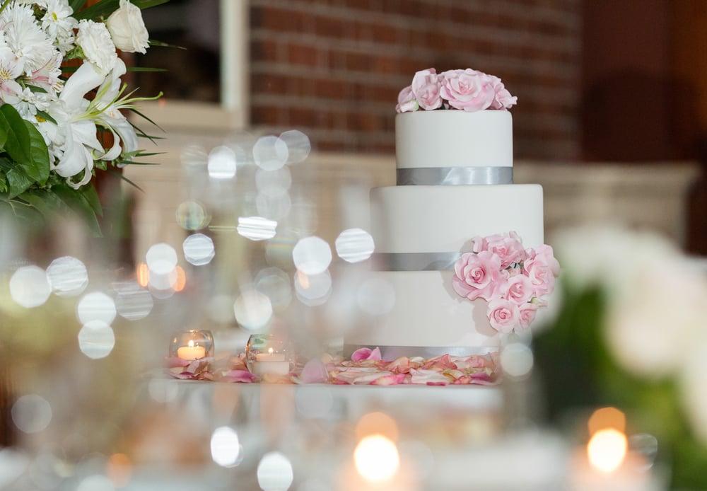 Mishal and nasir wedding cakes