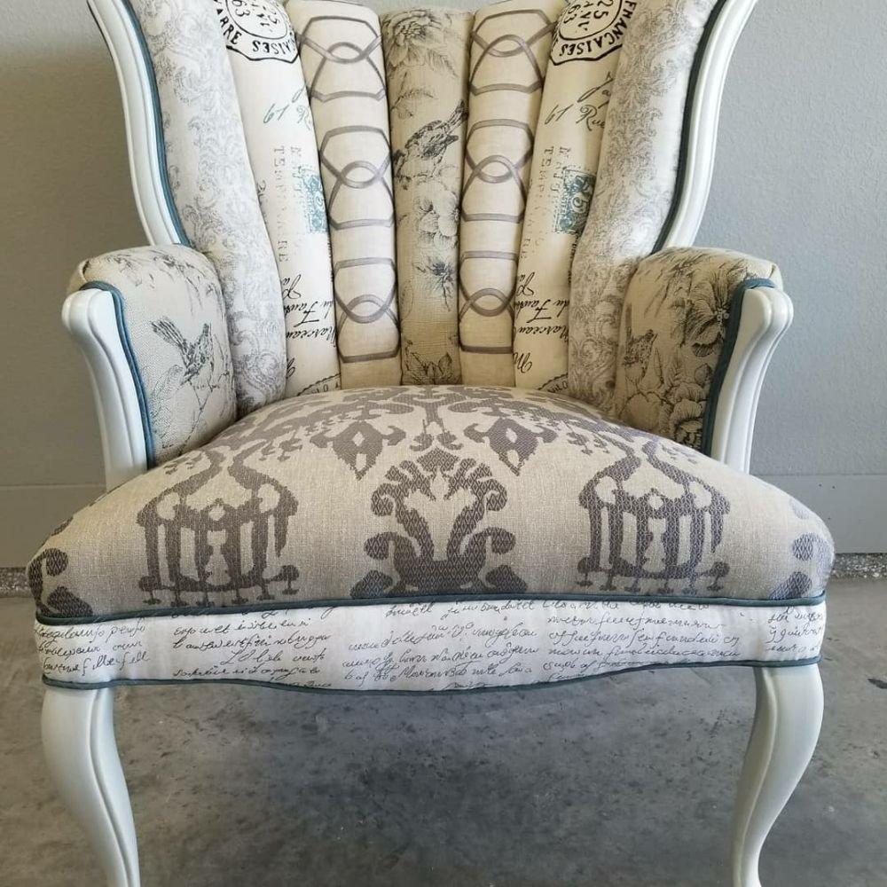 Wildflower Upholstery