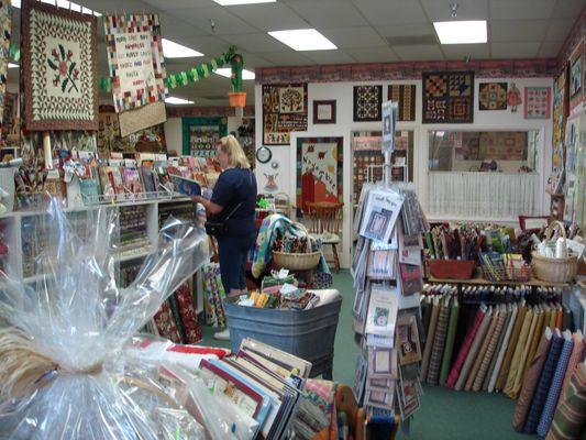 Cactus Quilt Shop 7921 N Oracle Rd Tucson Az Fabric Shops Mapquest