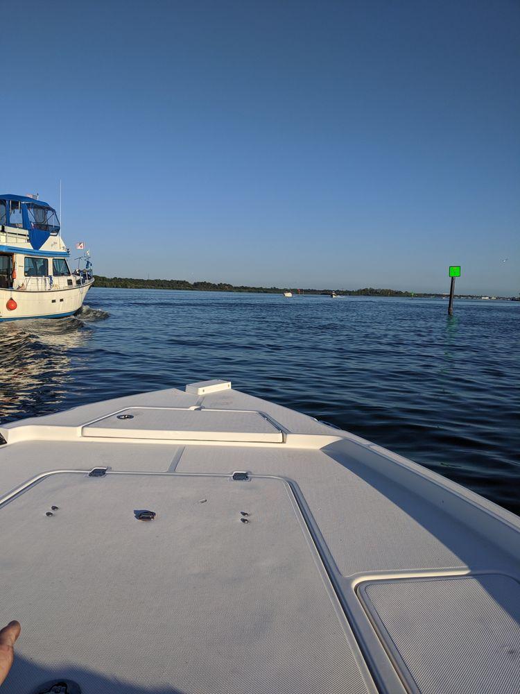 Slick Water Charters: Indian Shores, FL