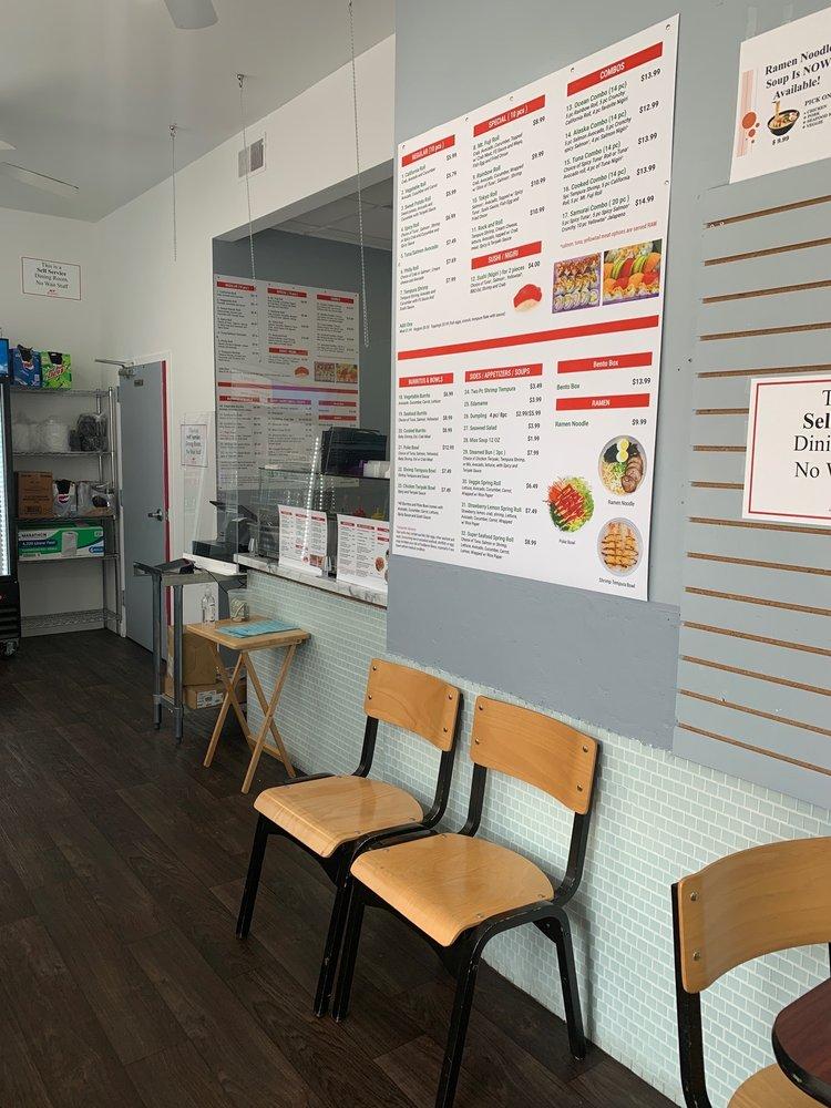 KT sushi, poke & noodle: 310 Water St, Eau Claire, WI