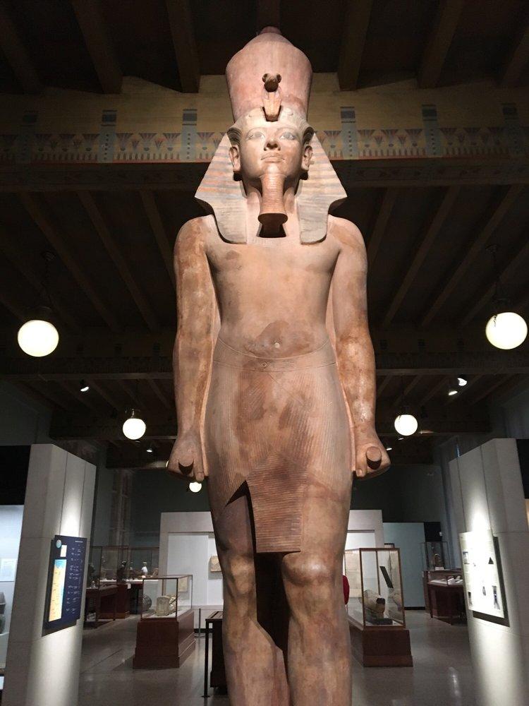 Oriental Institute Museum: 1155 E 58th St, Chicago, IL