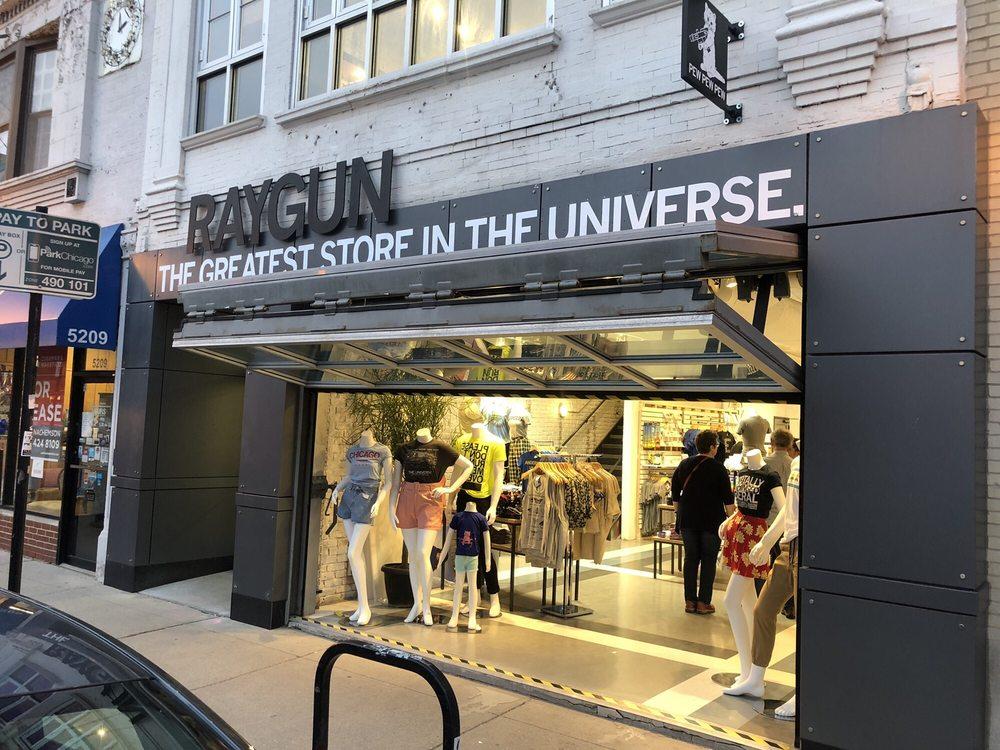 Raygun: 5207 N Clark St, Chicago, IL