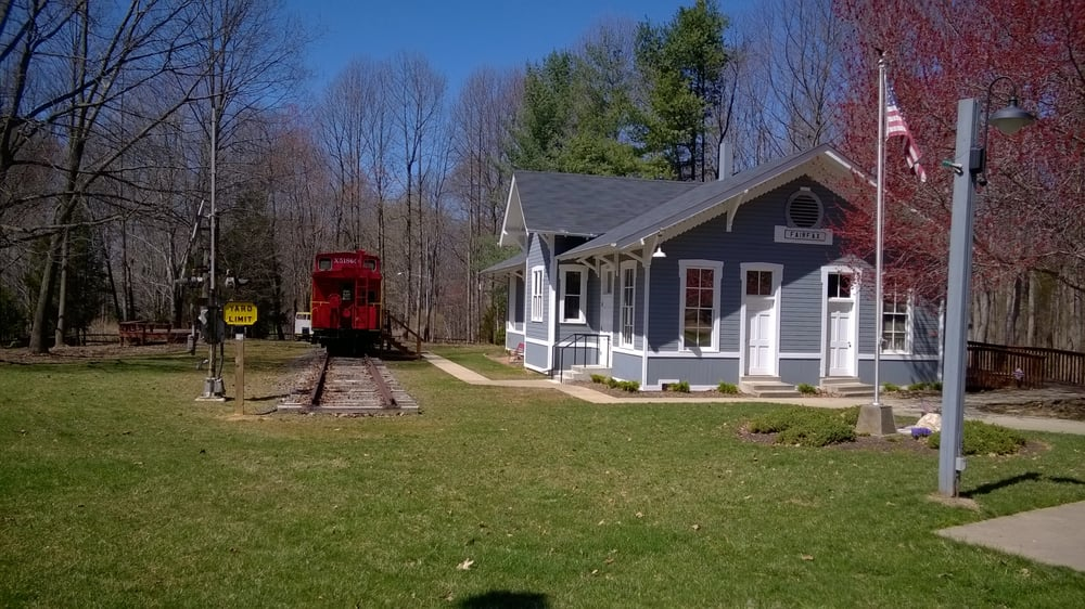 Fairfax Station Railroad Museum: 11200 Fairfax Station Rd, Fairfax Station, VA