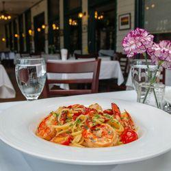 Photo Of La Forge Restaurant Newport Ri United States Shrimp Scampi