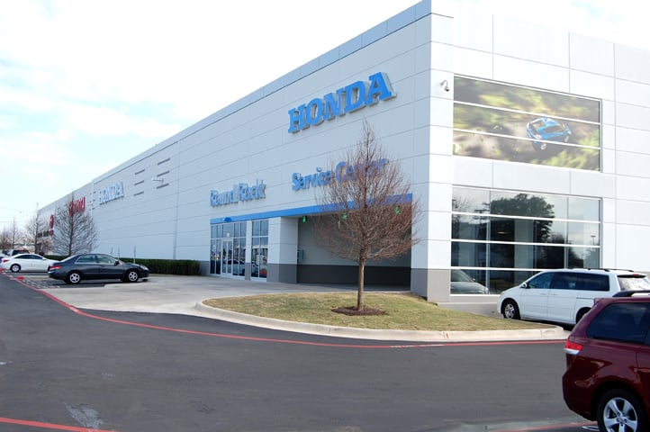 Photo Of Round Rock Honda Service Center   Round Rock, TX, United States