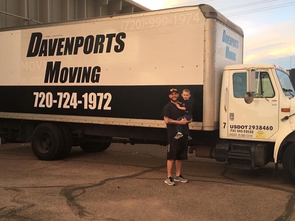 Davenports Moving: Arvada, CO