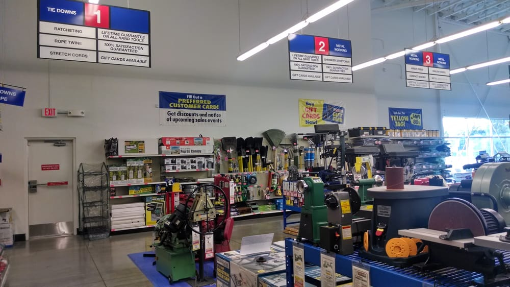 harbor freight tools federal way