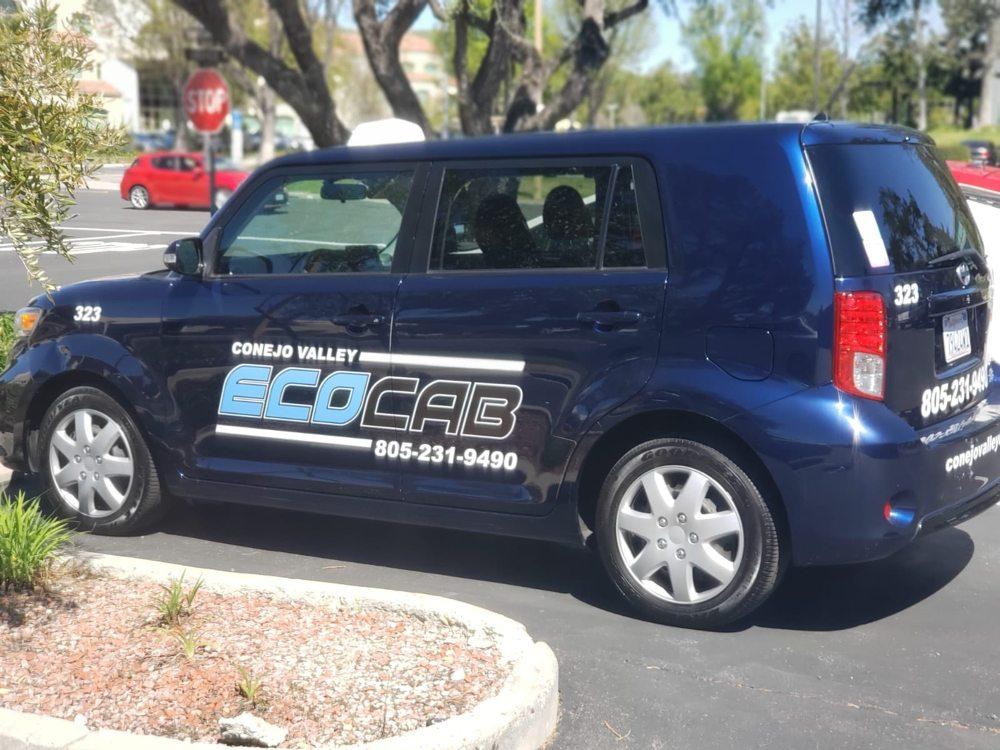 Conejo Valley Eco Cab: 31555 Lindero Canyon Rd, Westlake Village, CA