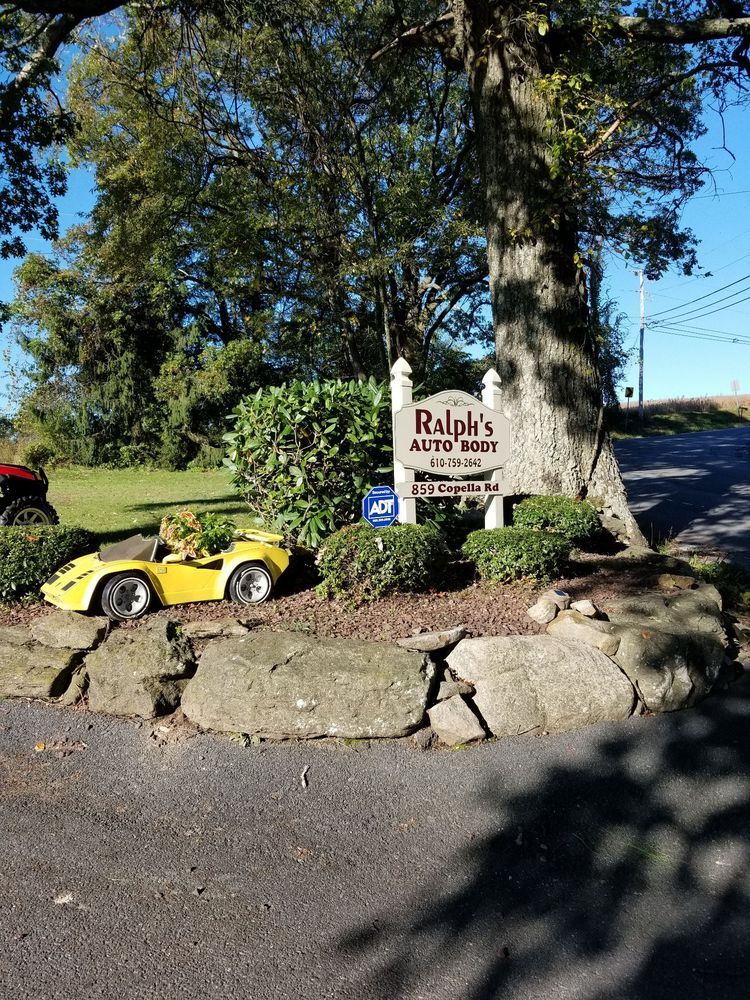 Ralph's Auto Body: 859 Copella Rd, Bath, PA