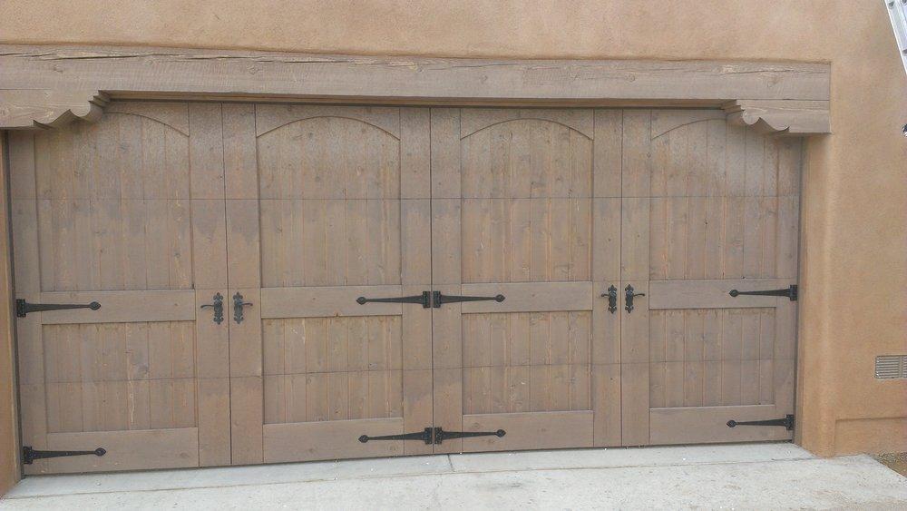 Mark's Garage Door Services: 131 N Paseo De Angel, Santa Fe, NM