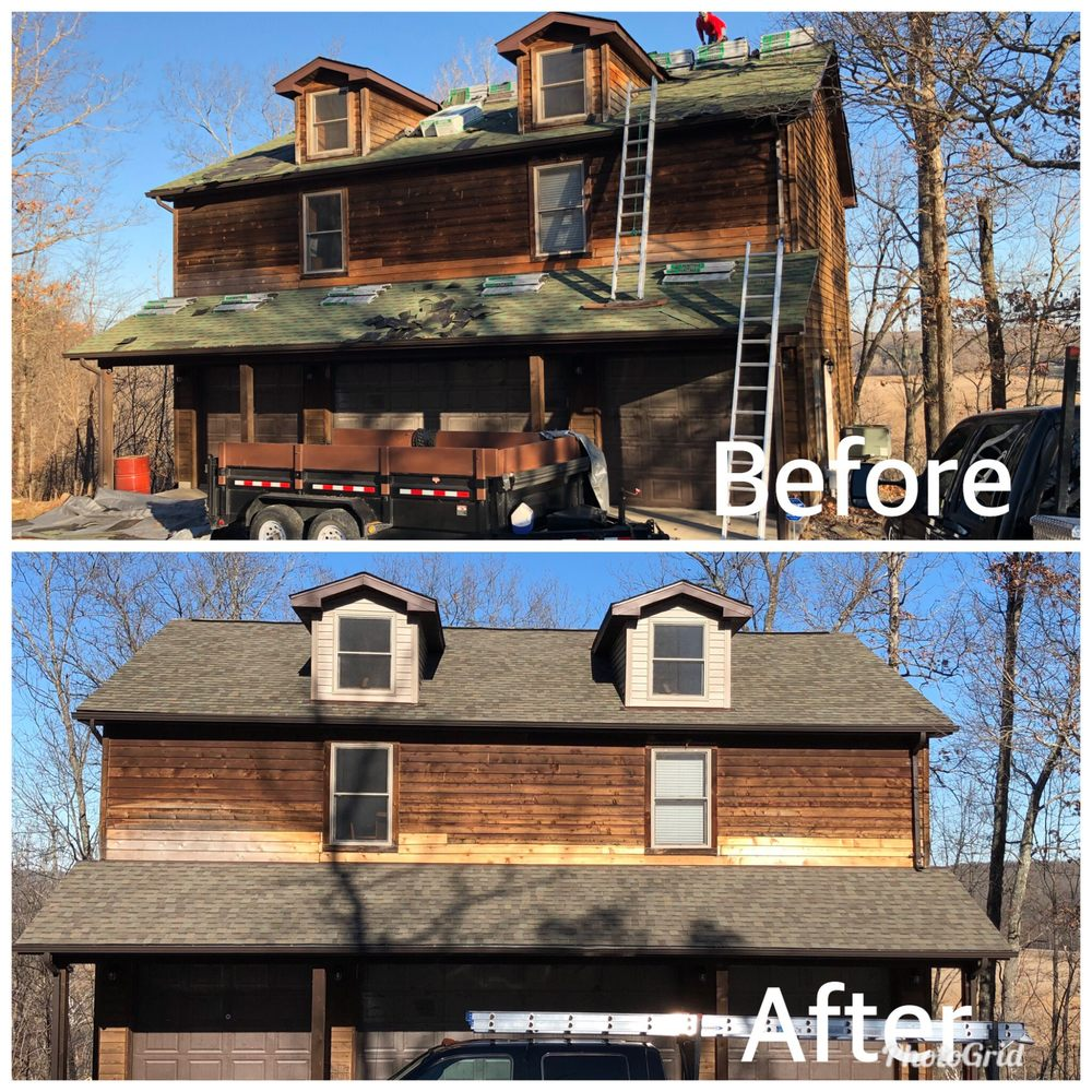 He-Meyer Roofing and Contracting: 212 Nina St, Dixon, MO