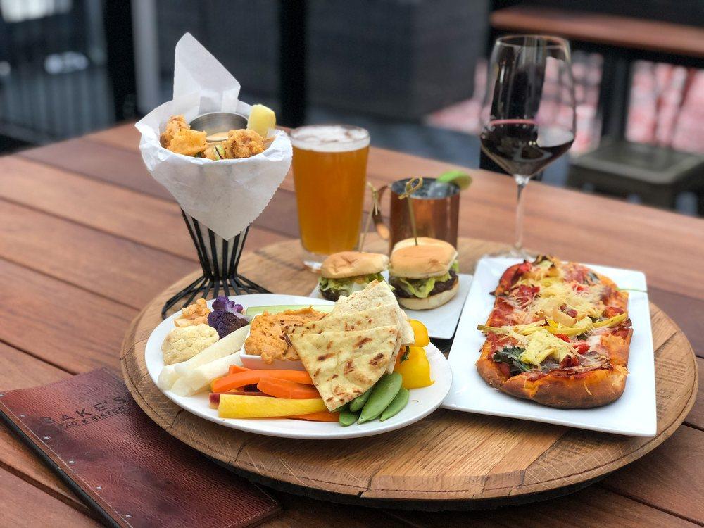Bake's Place Bar & Bistro: 155 108th Ave NE, Bellevue, WA