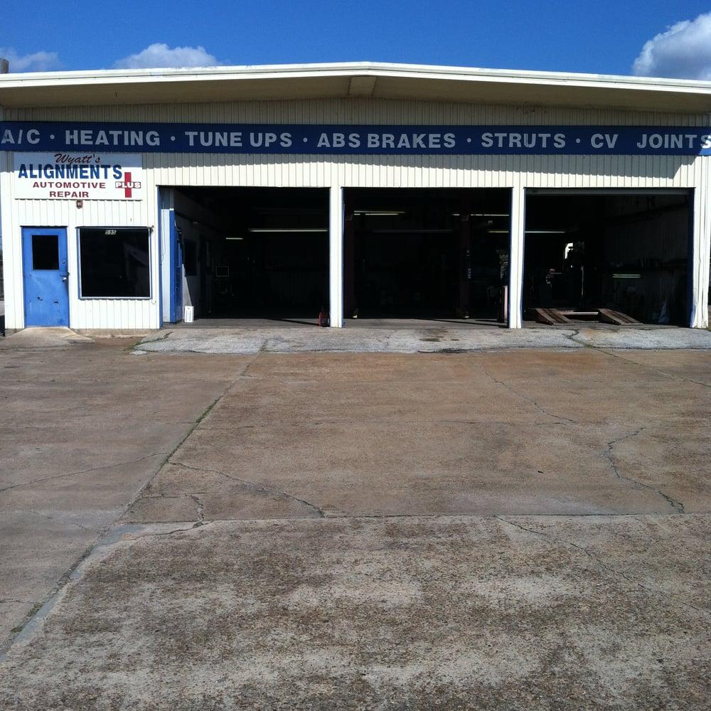 Wyatt's Alignments Plus: 595 S 11th St, Beaumont, TX