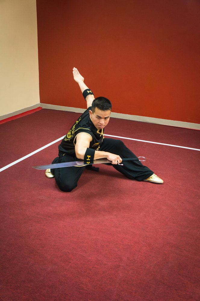 Chinese Kung Fu Wushu Academy: 160 Old Farm Rd, Amherst, MA
