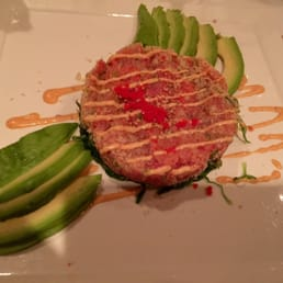 The River Palm Terrace - Edgewater, NJ, United States. Part of my body lol o'toro tartar heavenly