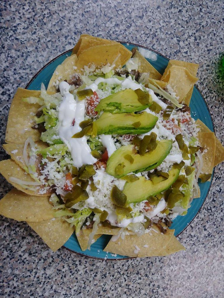 Mexican Grill: 601 Dahlonega St, Cumming, GA