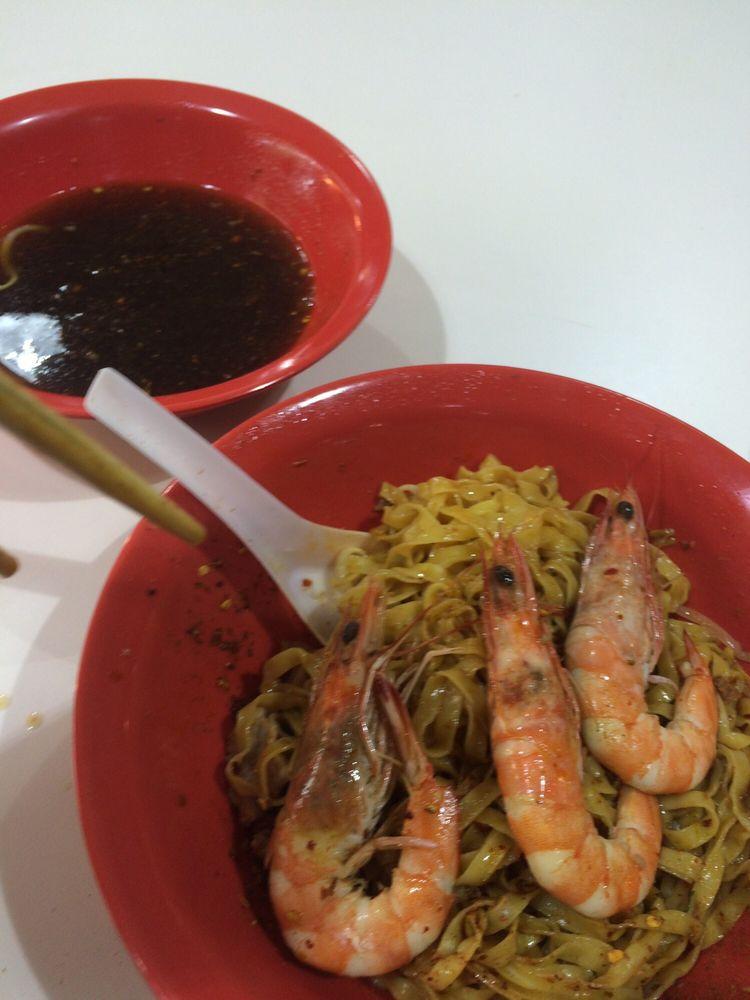 Newton Tian Xiang Big Prawn Noodle