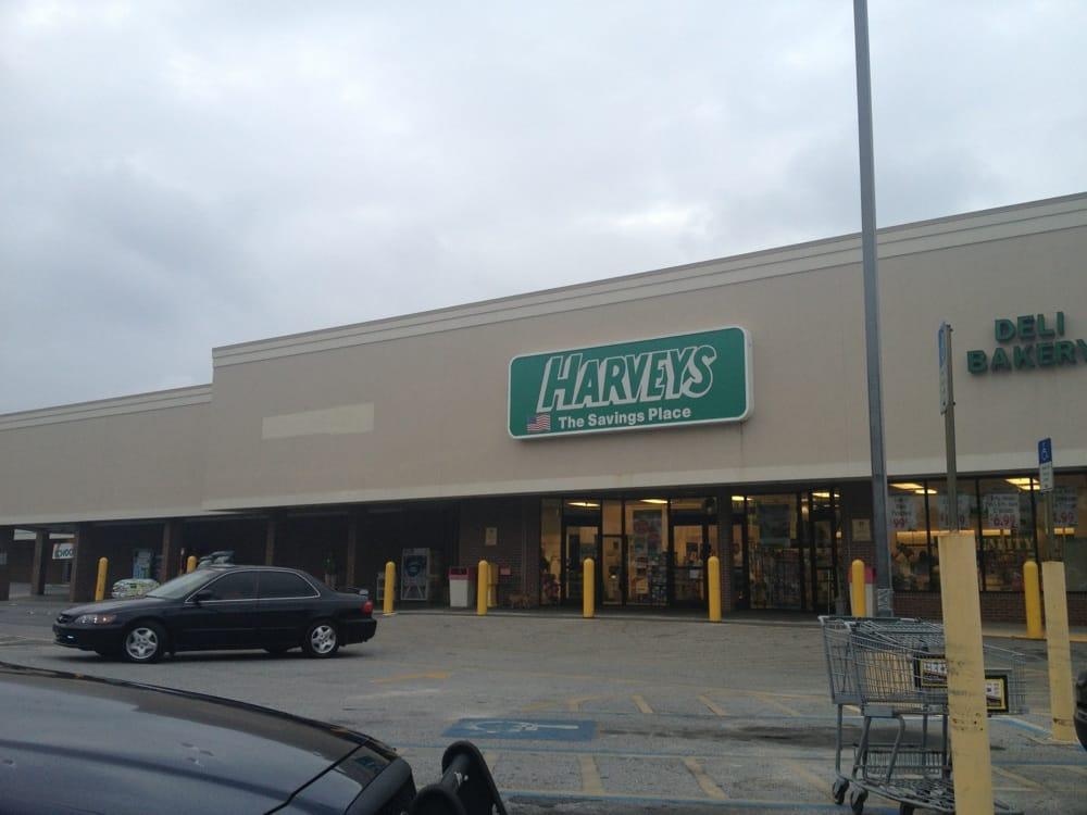 Harvey's Supermarket 2396: 120 W Oak St, Mc Rae, GA