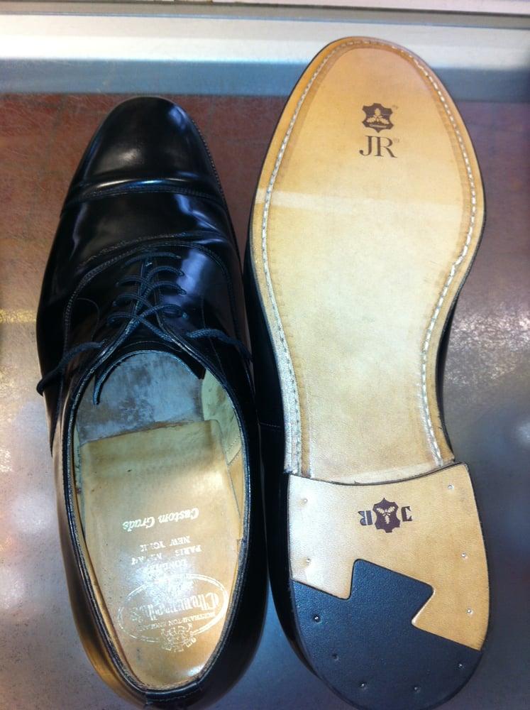 Time Saving Shoe Repair