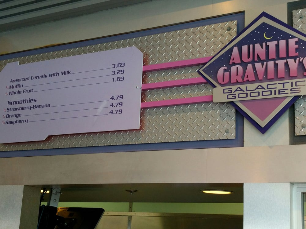 Photo of Auntie Gravity's Galactic Goodies - Orlando, FL, United States. You can get cereal and milk