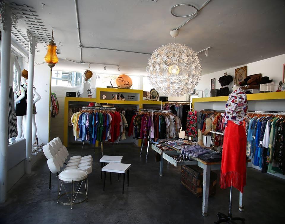 Vintage clothing stores las vegas