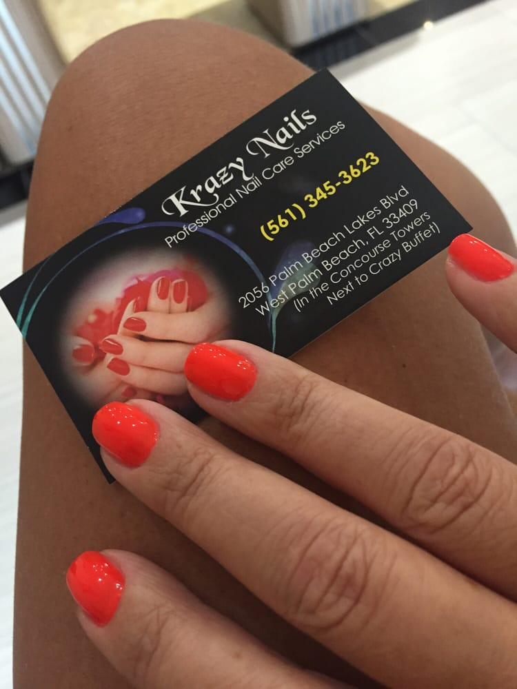 Krazy Nails West Palm Beach Fl