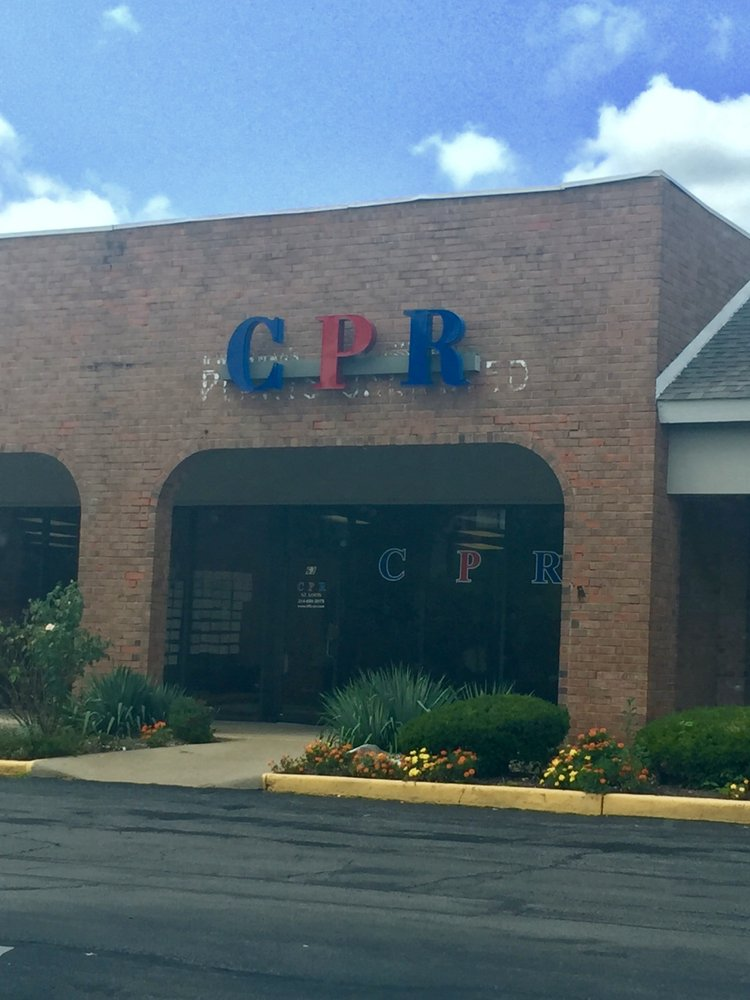 Cpr St Louis Cpr Classes 63 National Way Shopping Ctr Saint