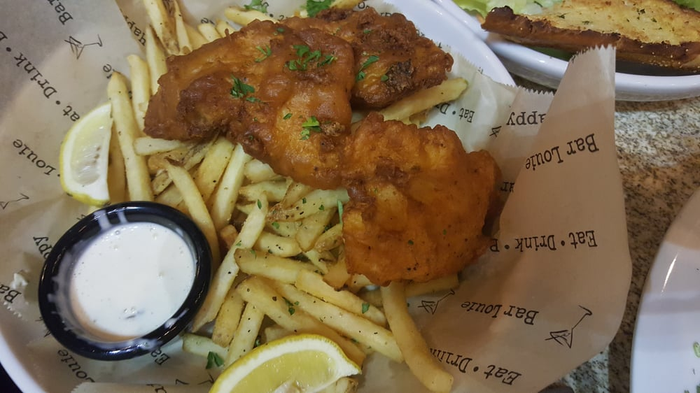 Drunken Fish and Chips - Yelp