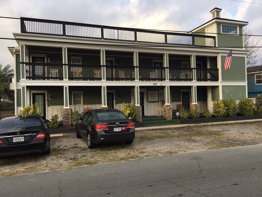 Carolina Beach Inn: 205 Harper Ave, Carolina Beach, NC