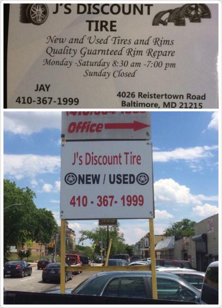 J's Discount Tire