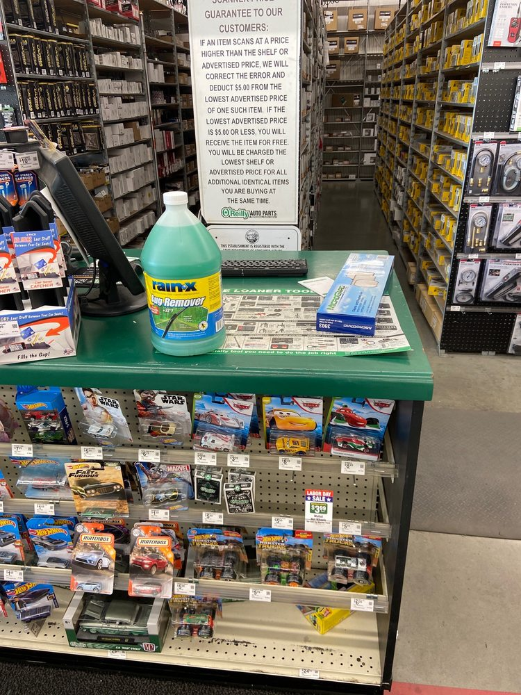 O'Reilly Auto Parts: 3313 Coffee Rd, Bakersfield, CA
