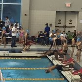machine aquatics swim team