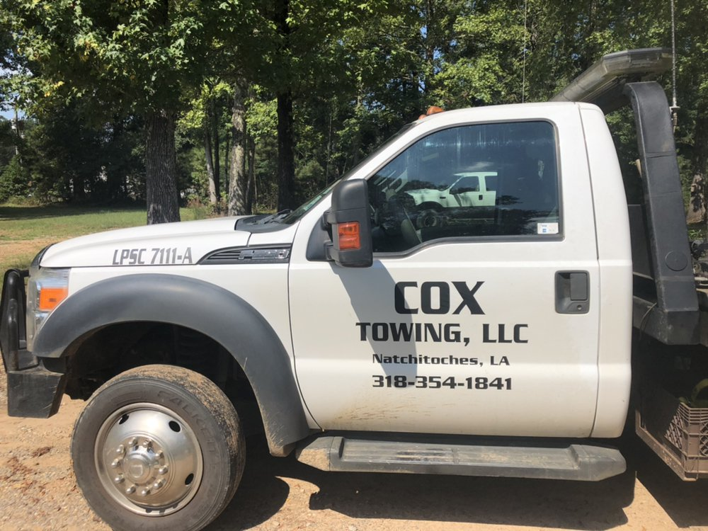 Towing business in Natchitoches, LA