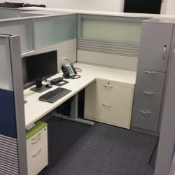 Photo Of Systems Furniture   Saint Paul, MN, United States. These Work  Stations