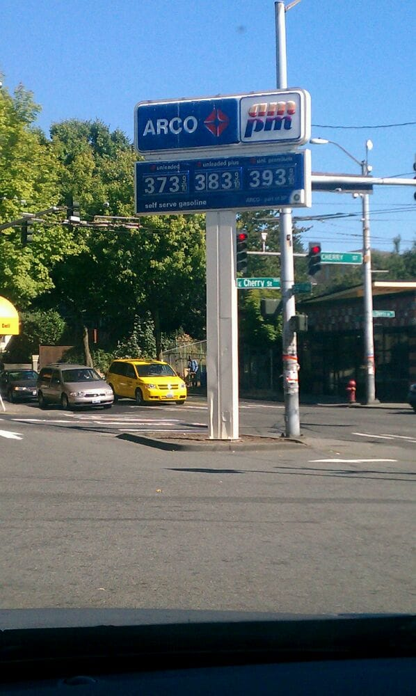 Arco Gas Station Near Me >> ARCO - Gas Stations - 665 23rd Ave, Central District ...