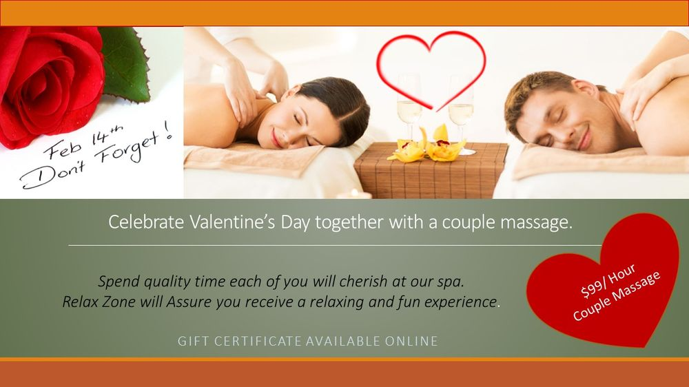 Relax Zone Thai Massage & Spa