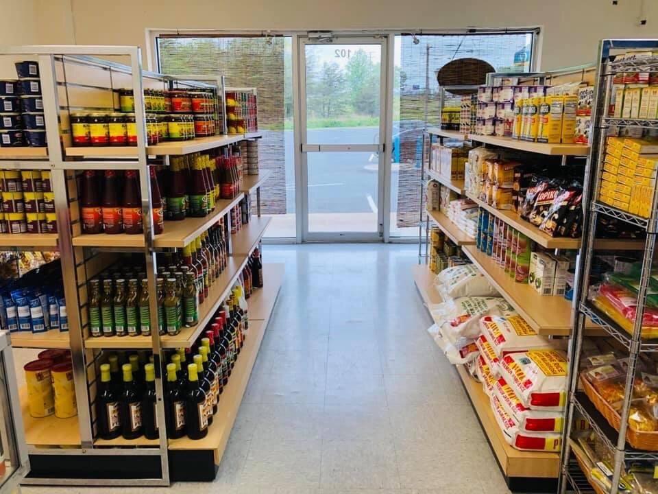 Pinay Grocery Store: 17323 Jefferson Davis Hwy, Dumfries, VA