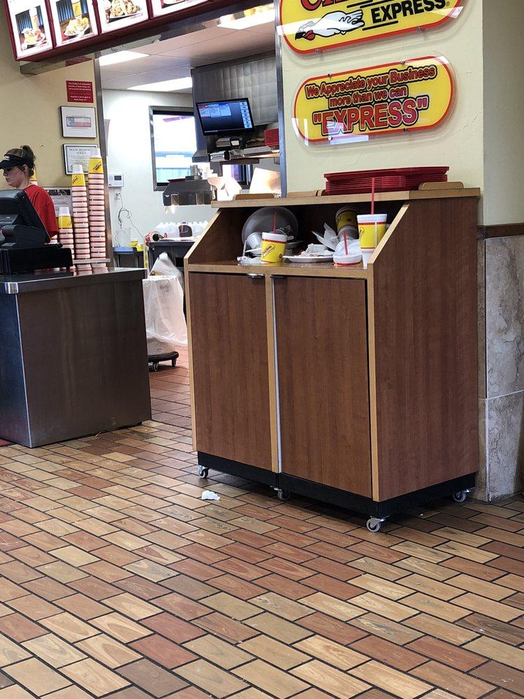 Chicken Express: 4308 College Ave, Snyder, TX