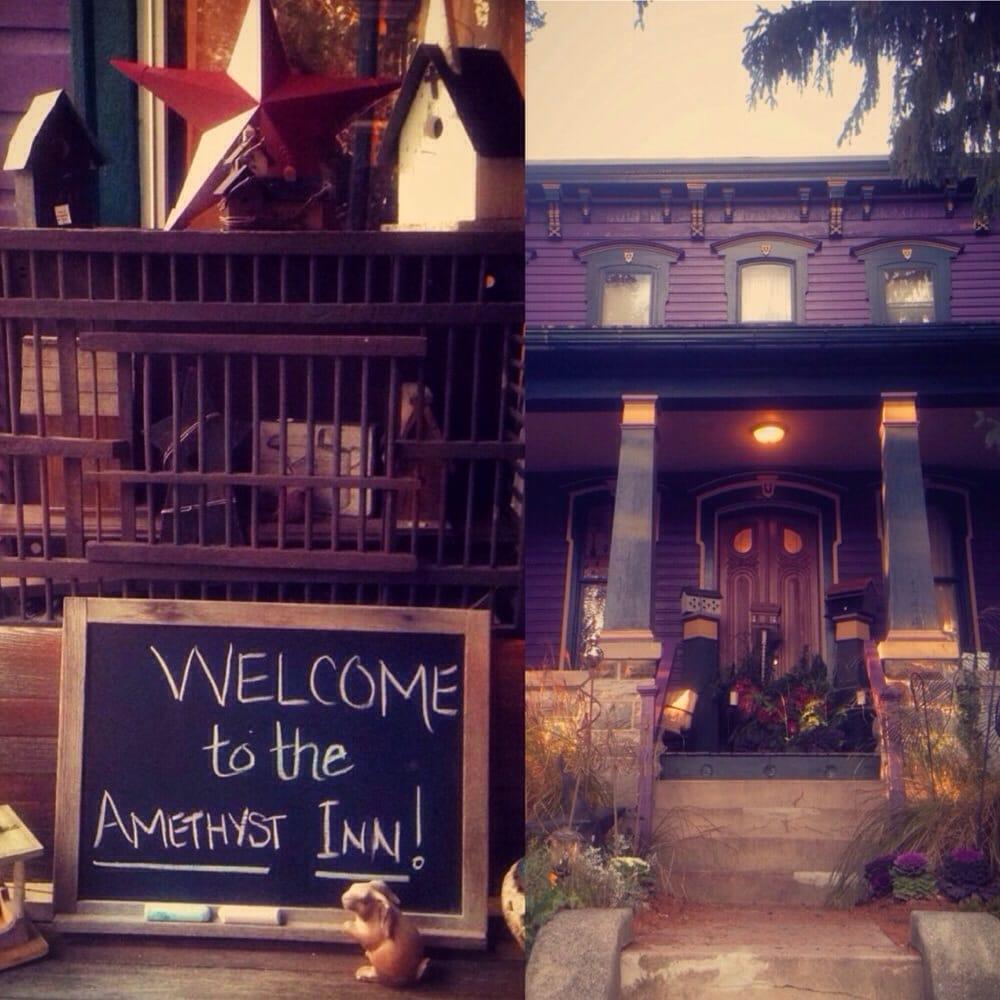 Amethyst Inn: 144 W Main St, Adamstown, PA